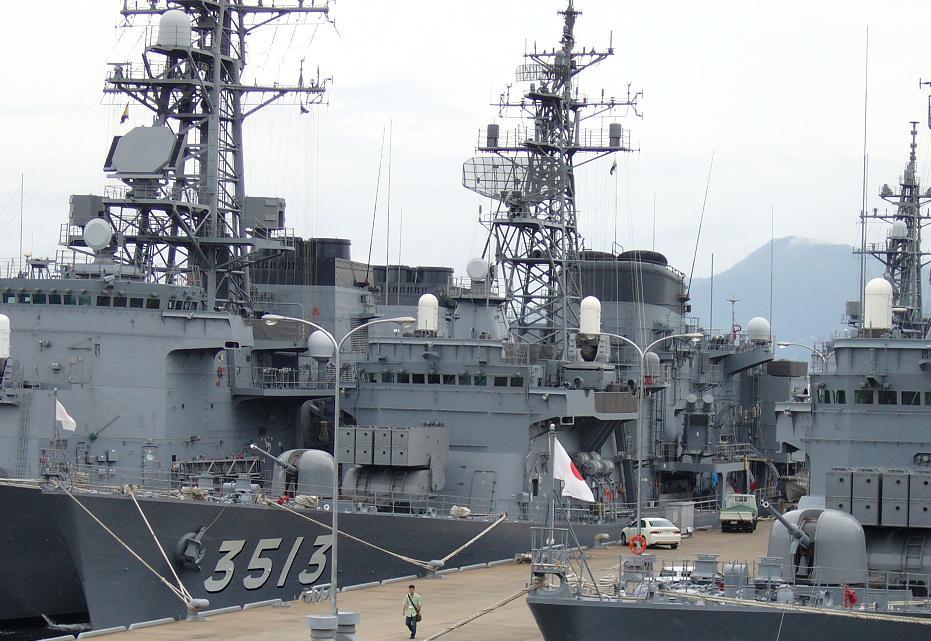 """初雪级TV-3513""""岛雪号""""训练舰"""