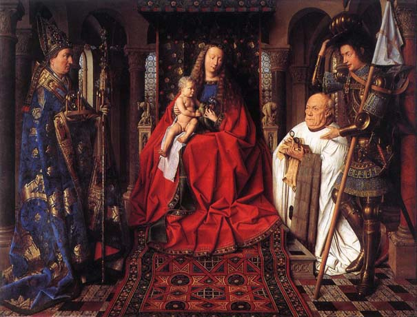 File:Jan Van Eyck La Madone au Chanoine Van der Paele 1434.jpg