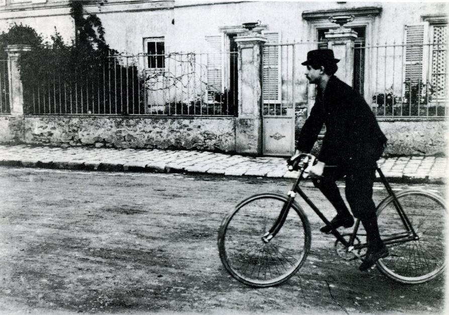 Ciclismo e letteratura. 2