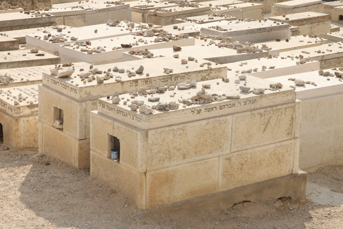 Image result for Jewish graves