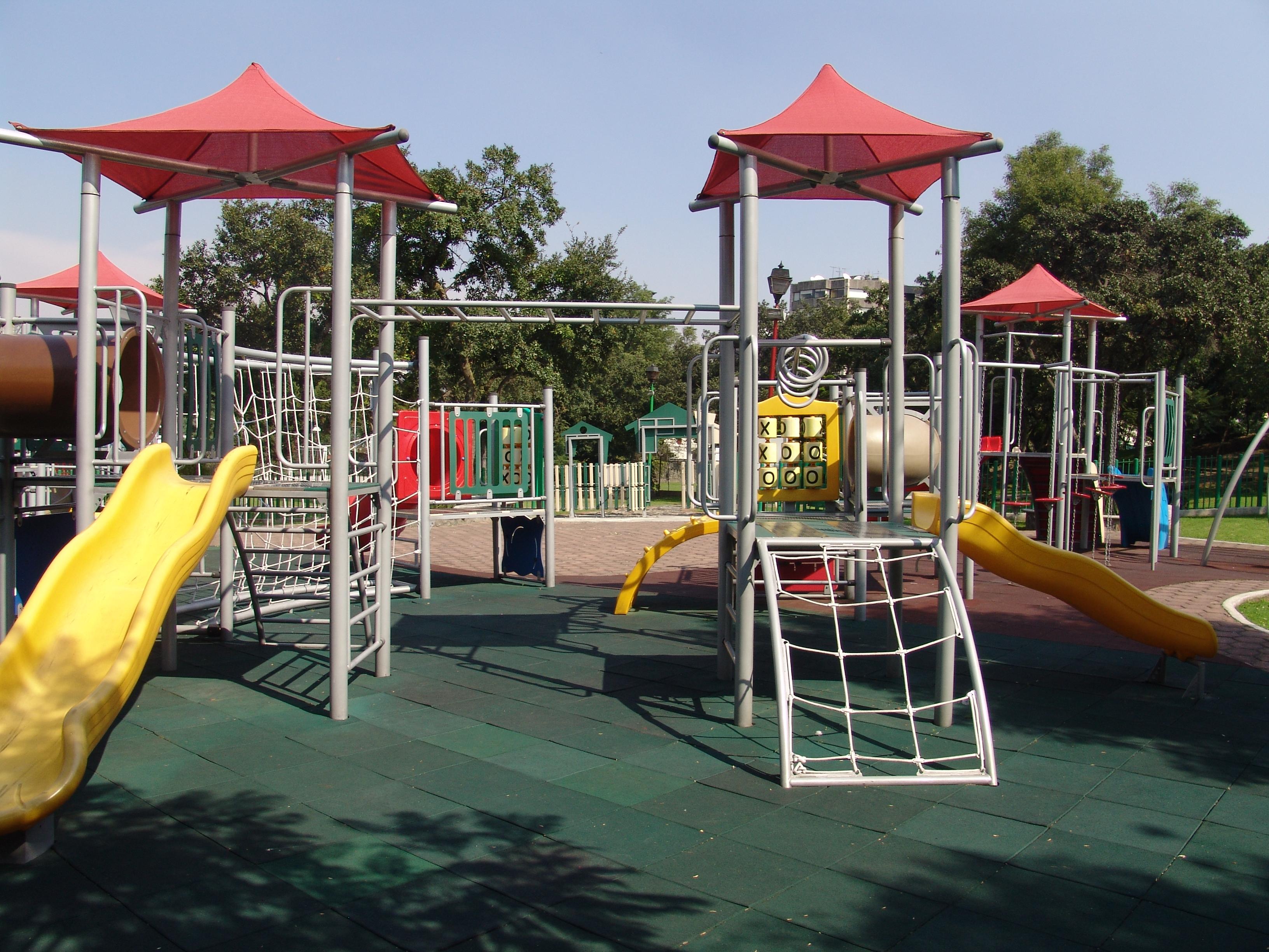 File Juegos Infantiles Jardines En La Montana 04 Jpg Wikimedia Commons
