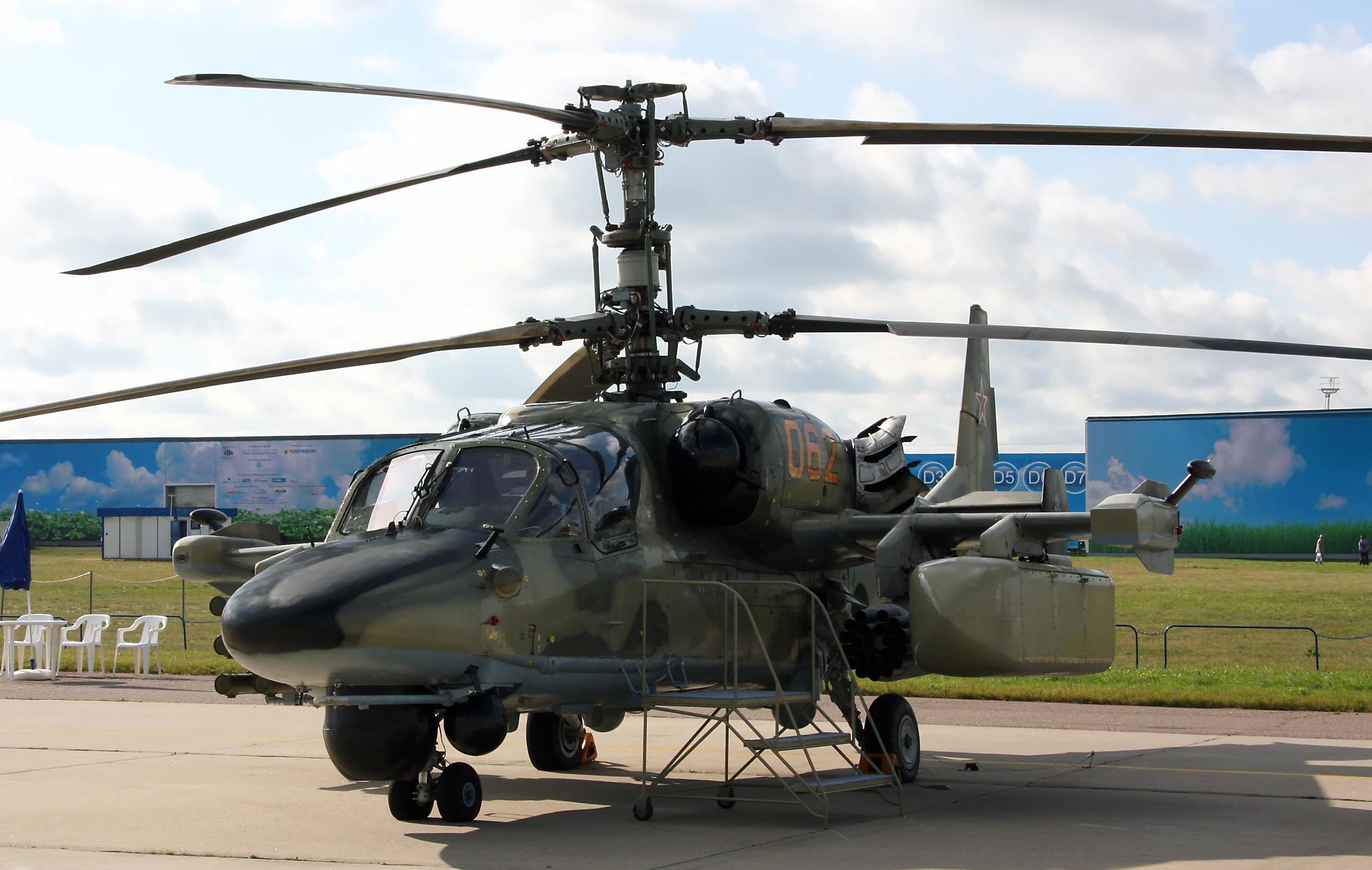 Elicottero Ka 52 : File ka attack helicopter g wikimedia commons