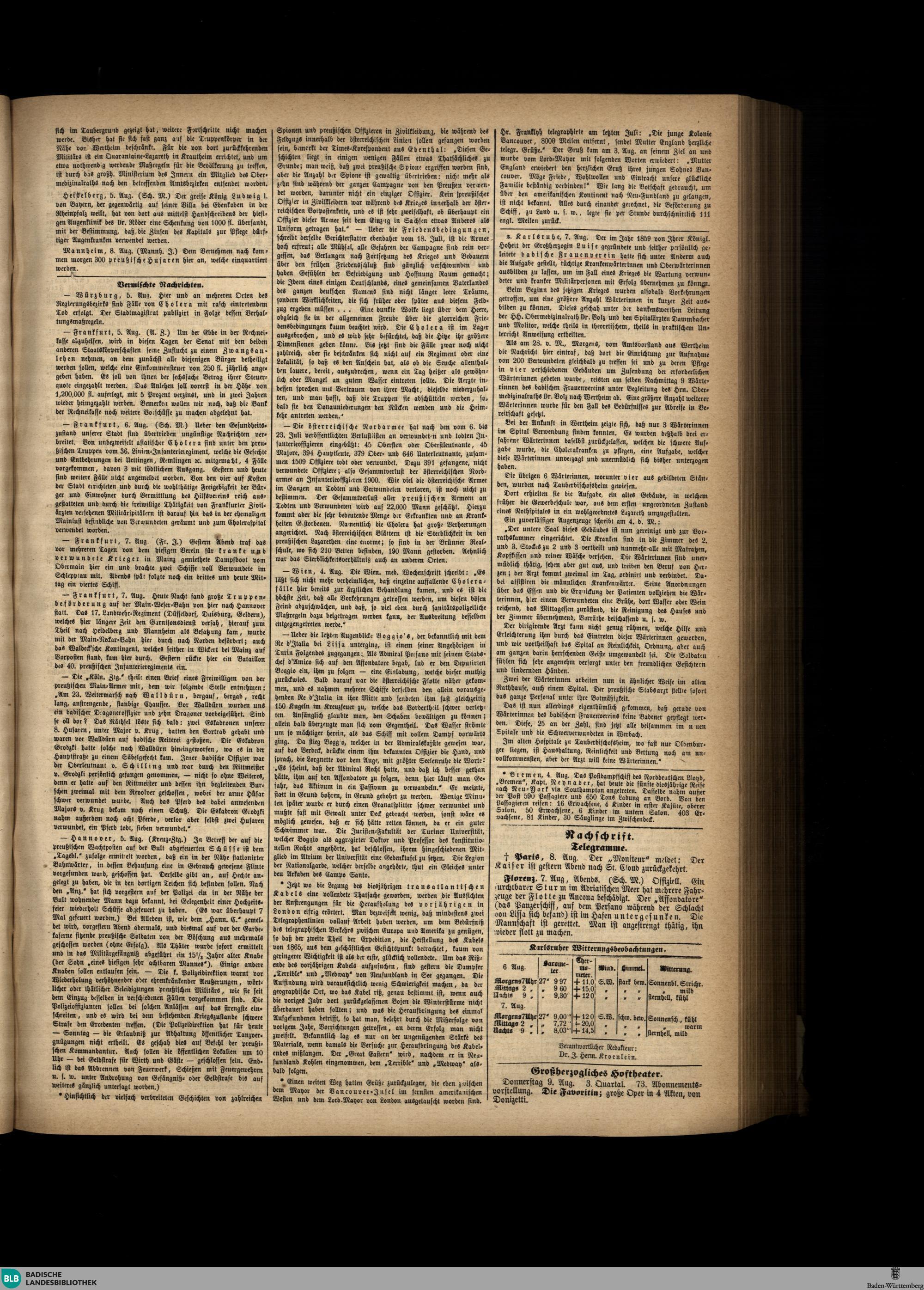 Karlsruher Zeitung