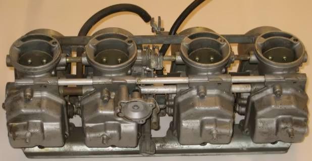 Keihin Carburetor F  Suzuki