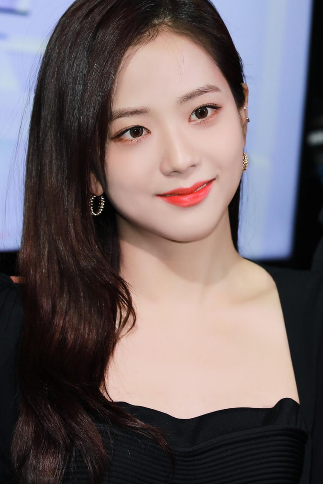Jisoo make-up routine