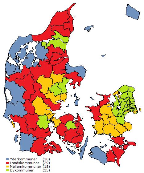 Udkantsdanmark - Wikipedia, den frie encyklopædi