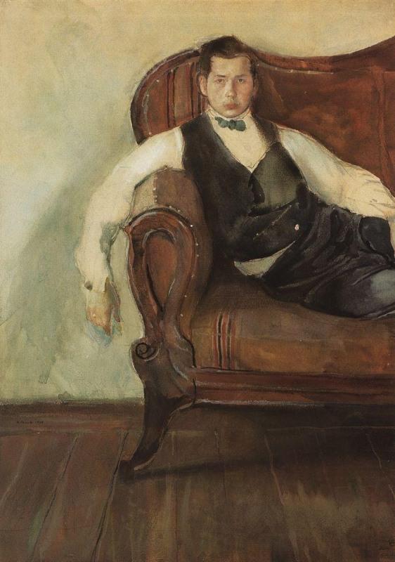 Автопортрет (1898)
