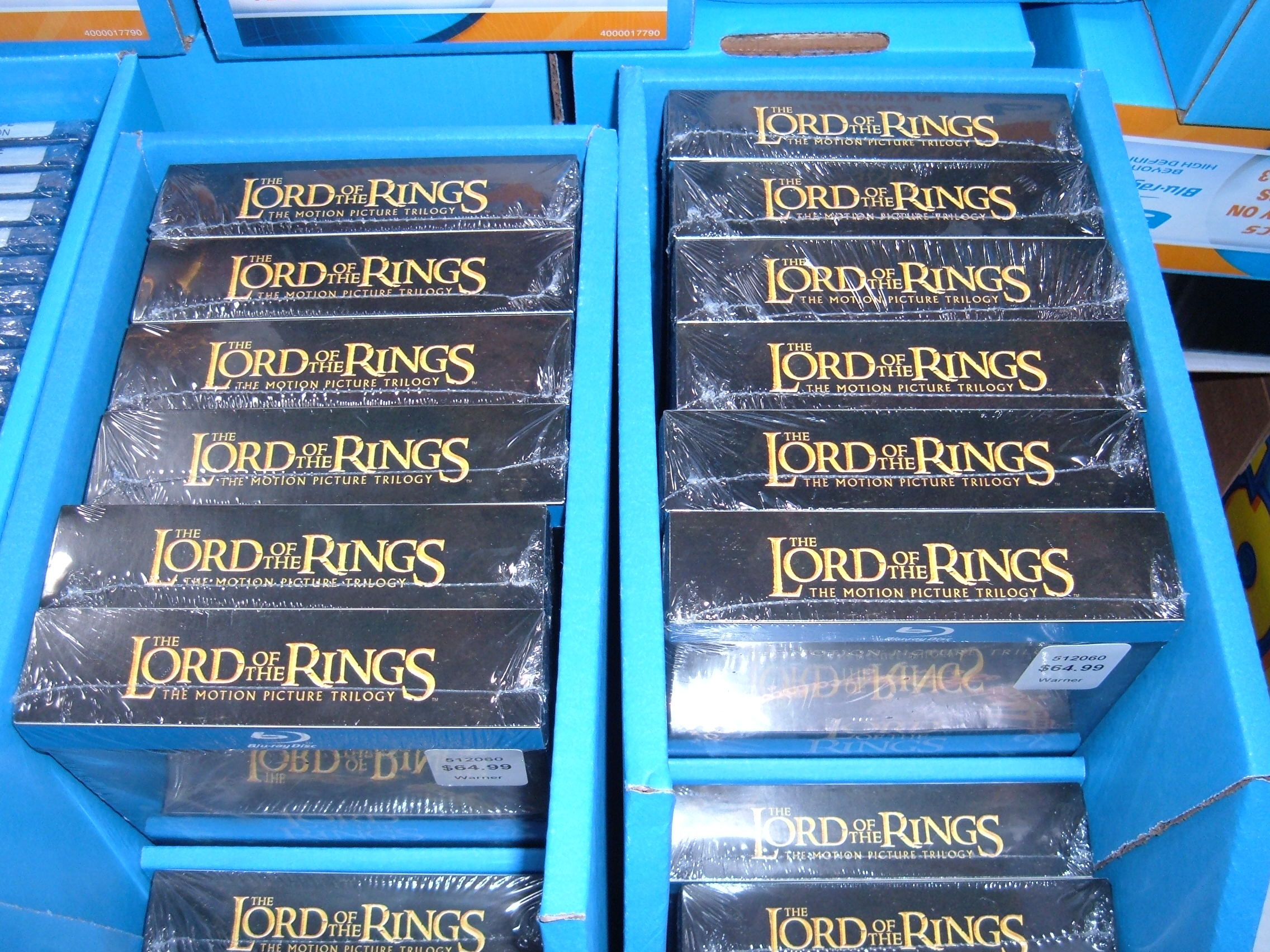 Author Of Lord Of The Rings Trilogy