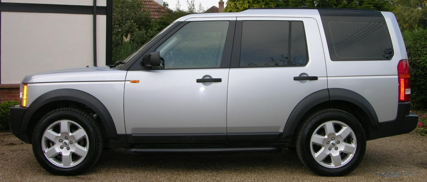 File Land Rover Discovery 3 Tdv6 Hse Flickr The Car