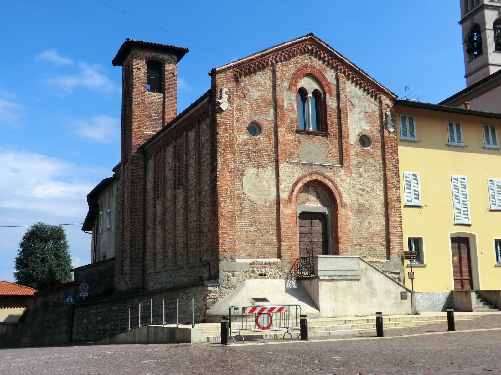 File:Lentate sul Seveso, Oratorio di Santo Stefano 003.JPG ...