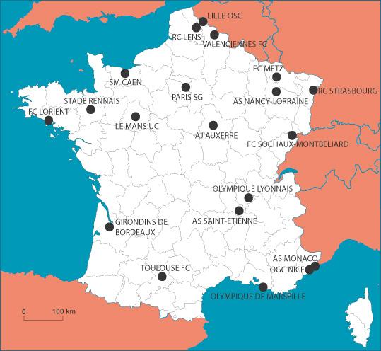 summary france league 1
