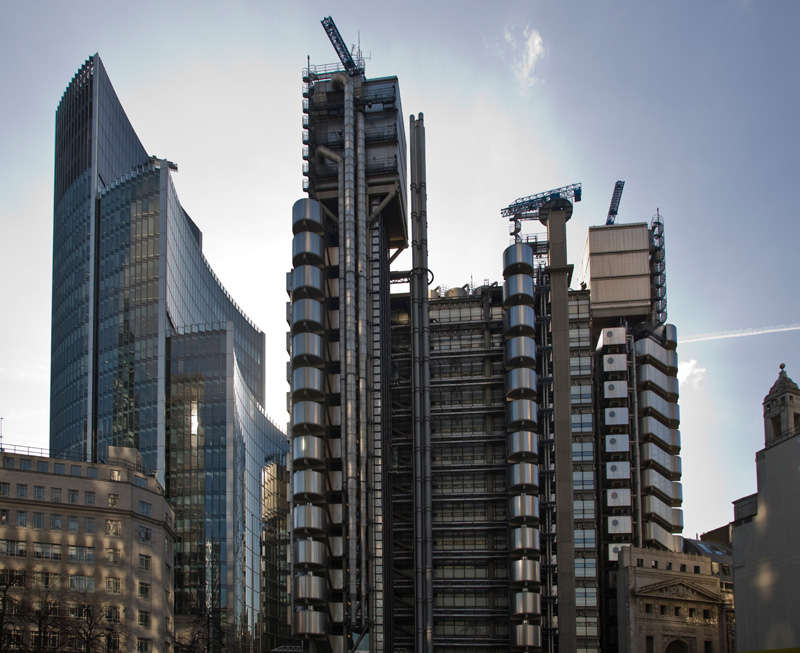 Old Lloyds Building London