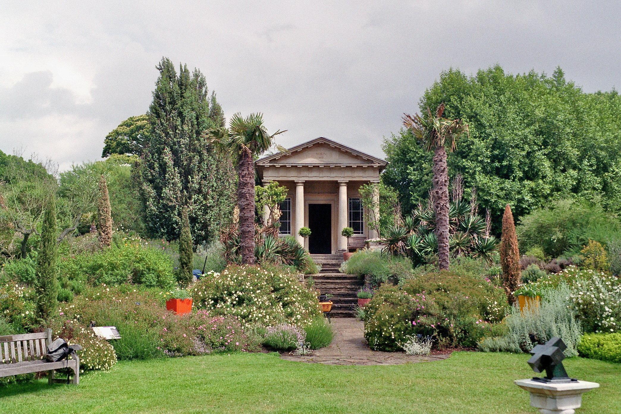 File london kew gardens mediterranean for Mediterranean garden