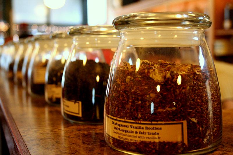 File:Loose Leaf Tisanes - Sparrows Coffee.jpg