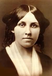 Louisa may alcott headshot