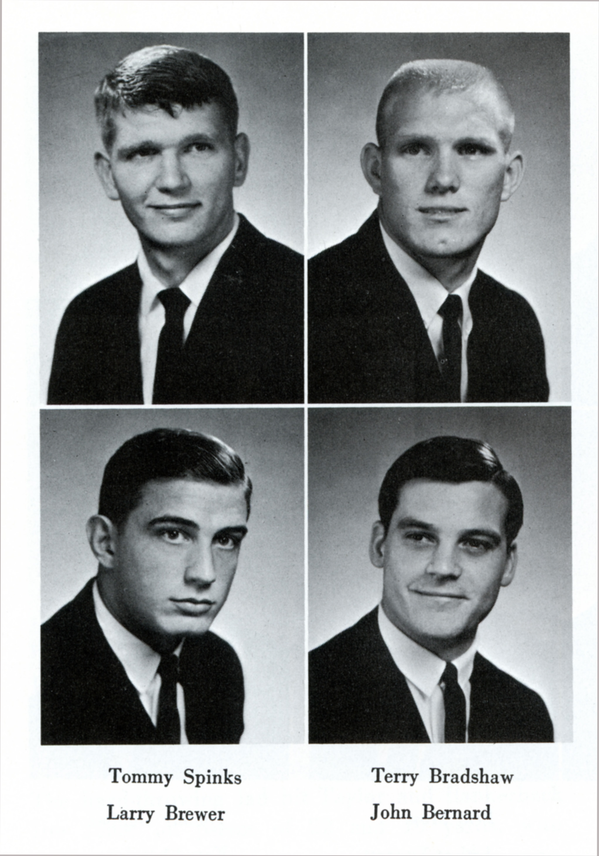 ... September 2013 Louisiana Tech 1967 Yearbook page 378.jpg ( file