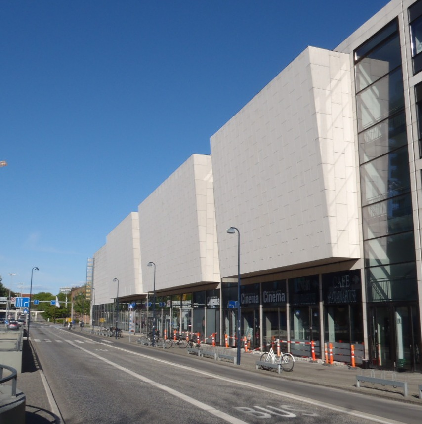 Kinopalæet (Kongens Lyngby) - Wikipedia, den frie encyklopædi