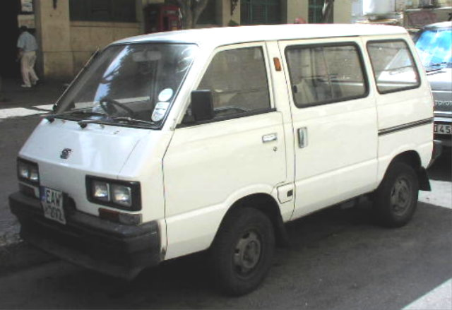 Subaru Libero – Wikipedia