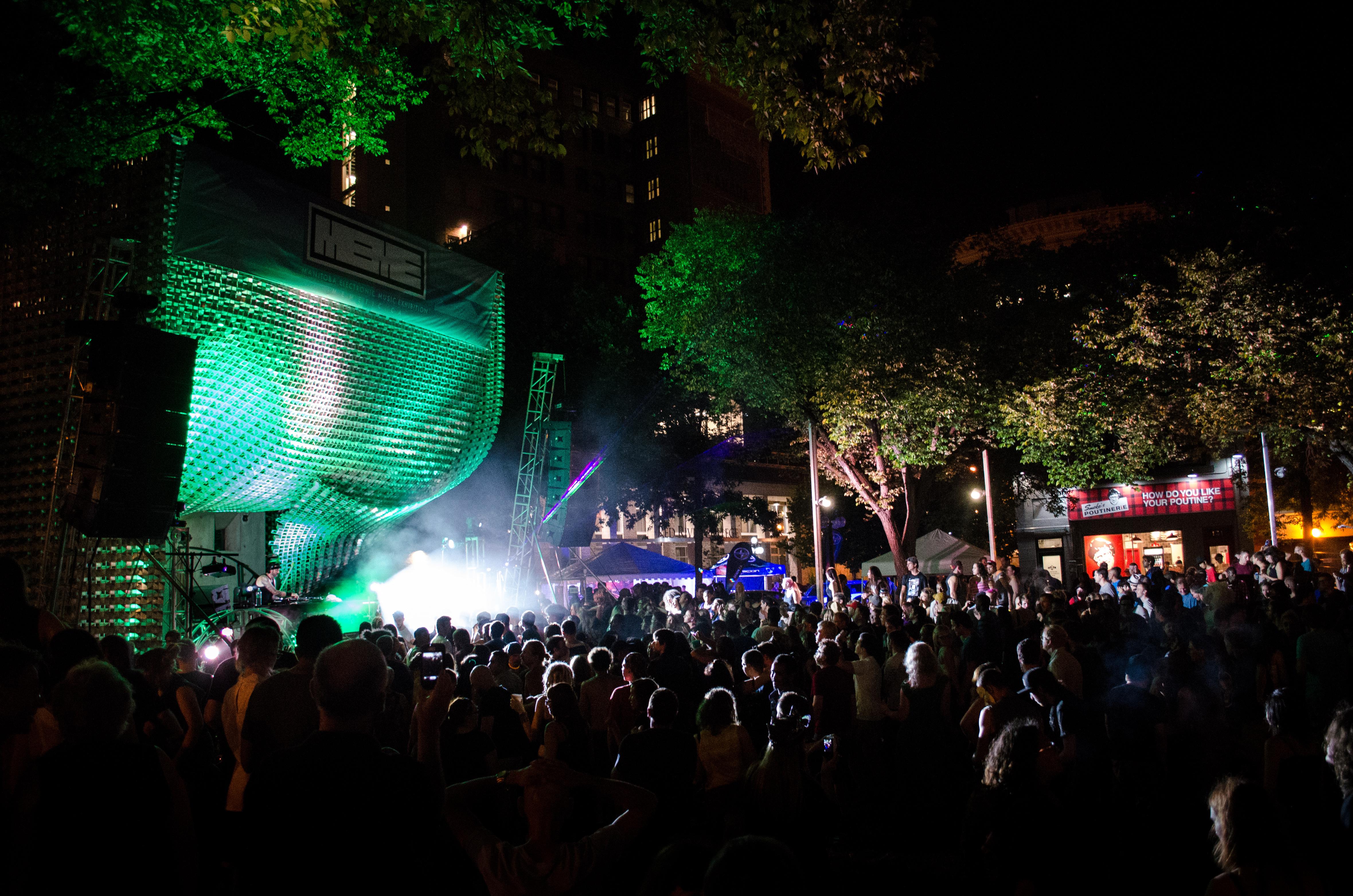 Manitoba electronic music exhibition wikiwand for Acid electronic music