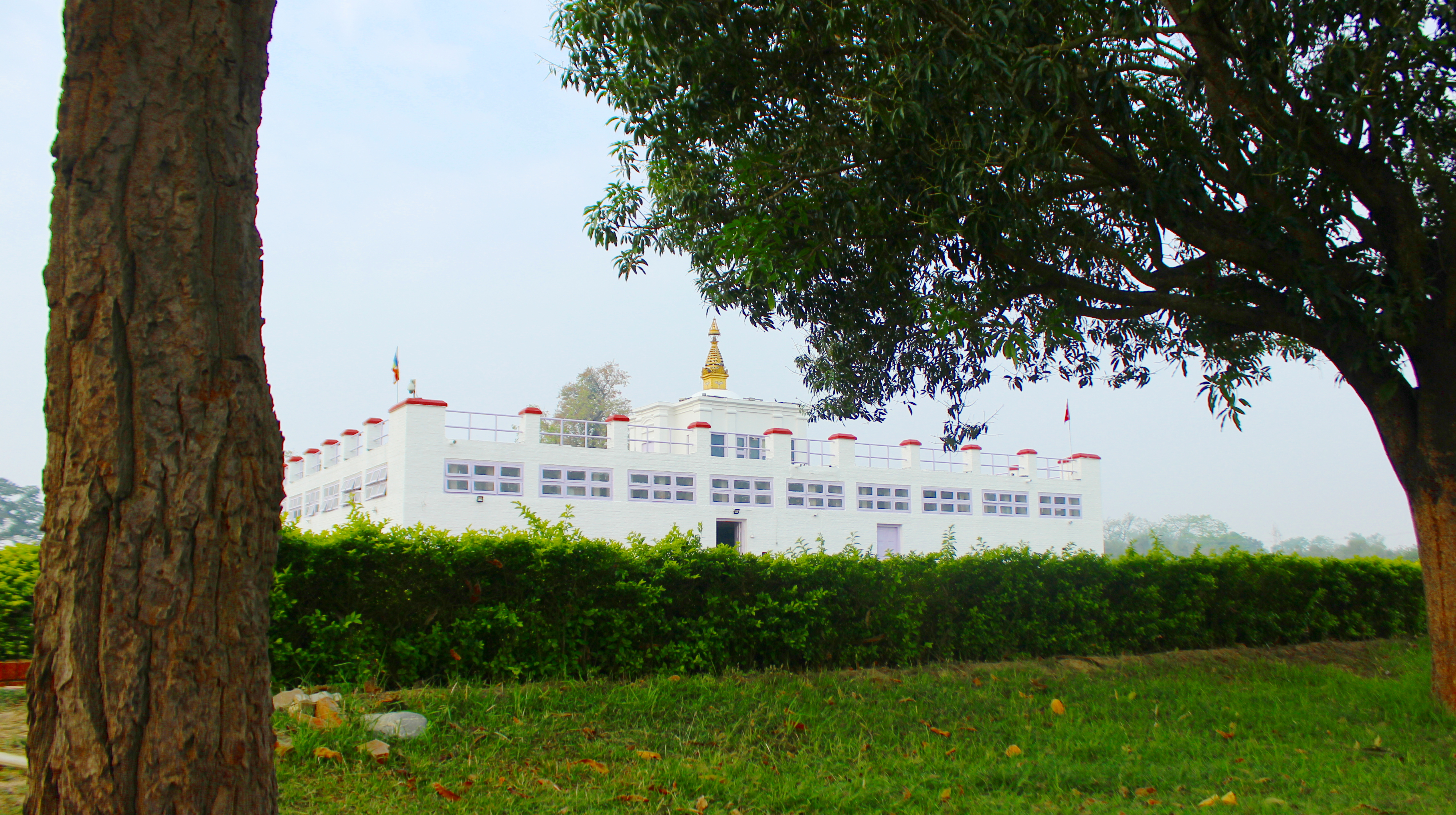 Mayadevi Temple Lumbini front view.jpg