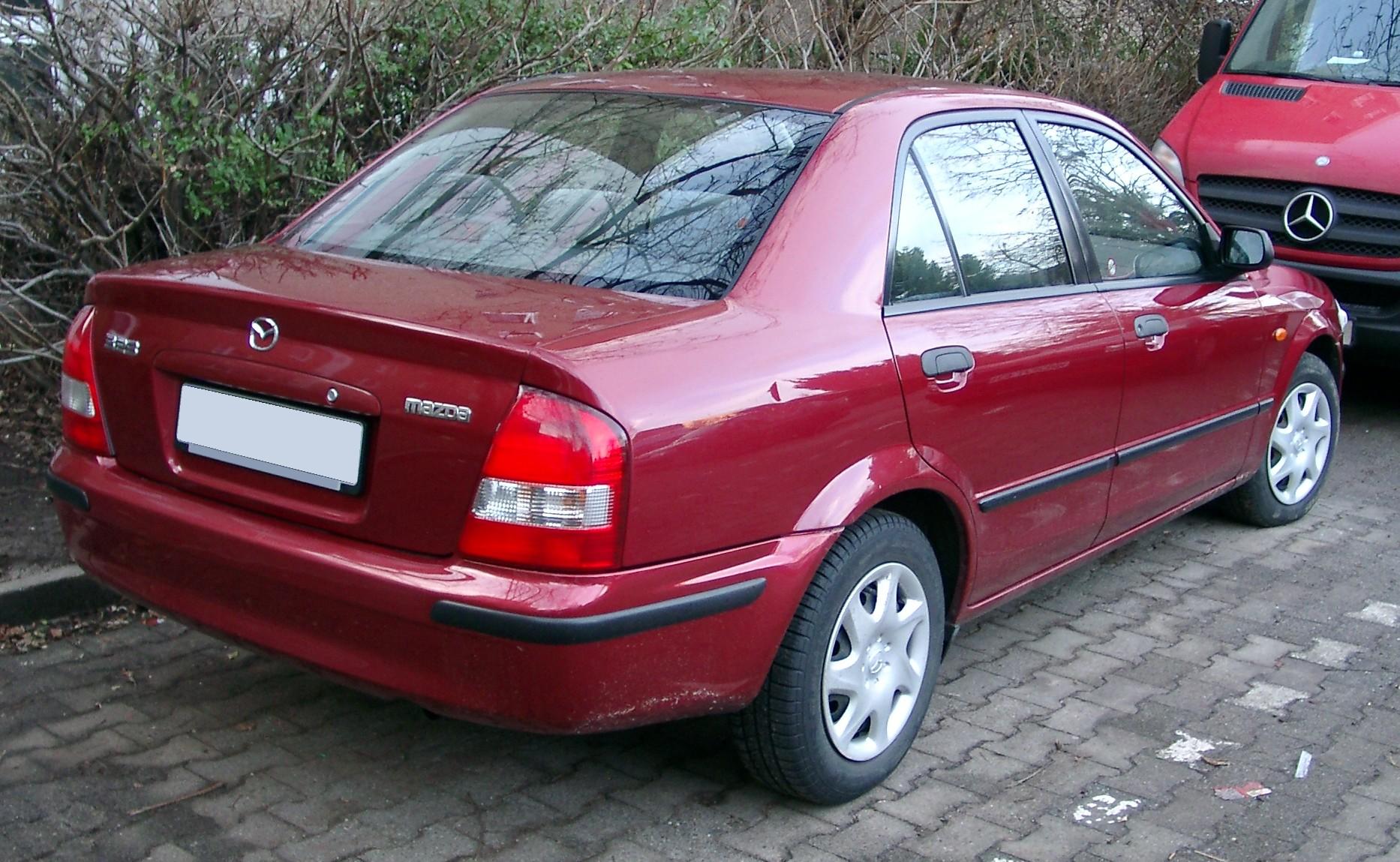 File:Mazda 323 rear 20080110.jpg