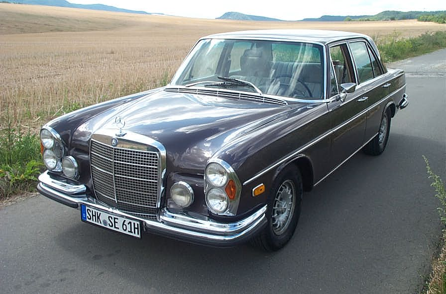 Mercedes benz w 108 wikiwand for Mercedes benz 108