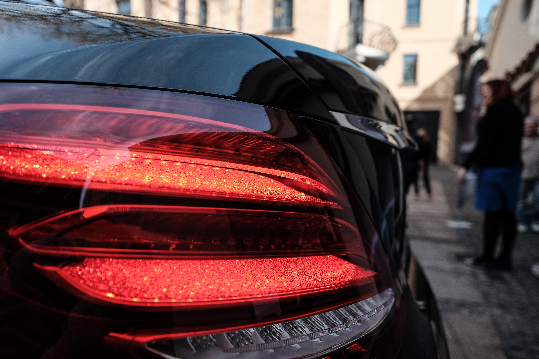Mercedes  Rear Light