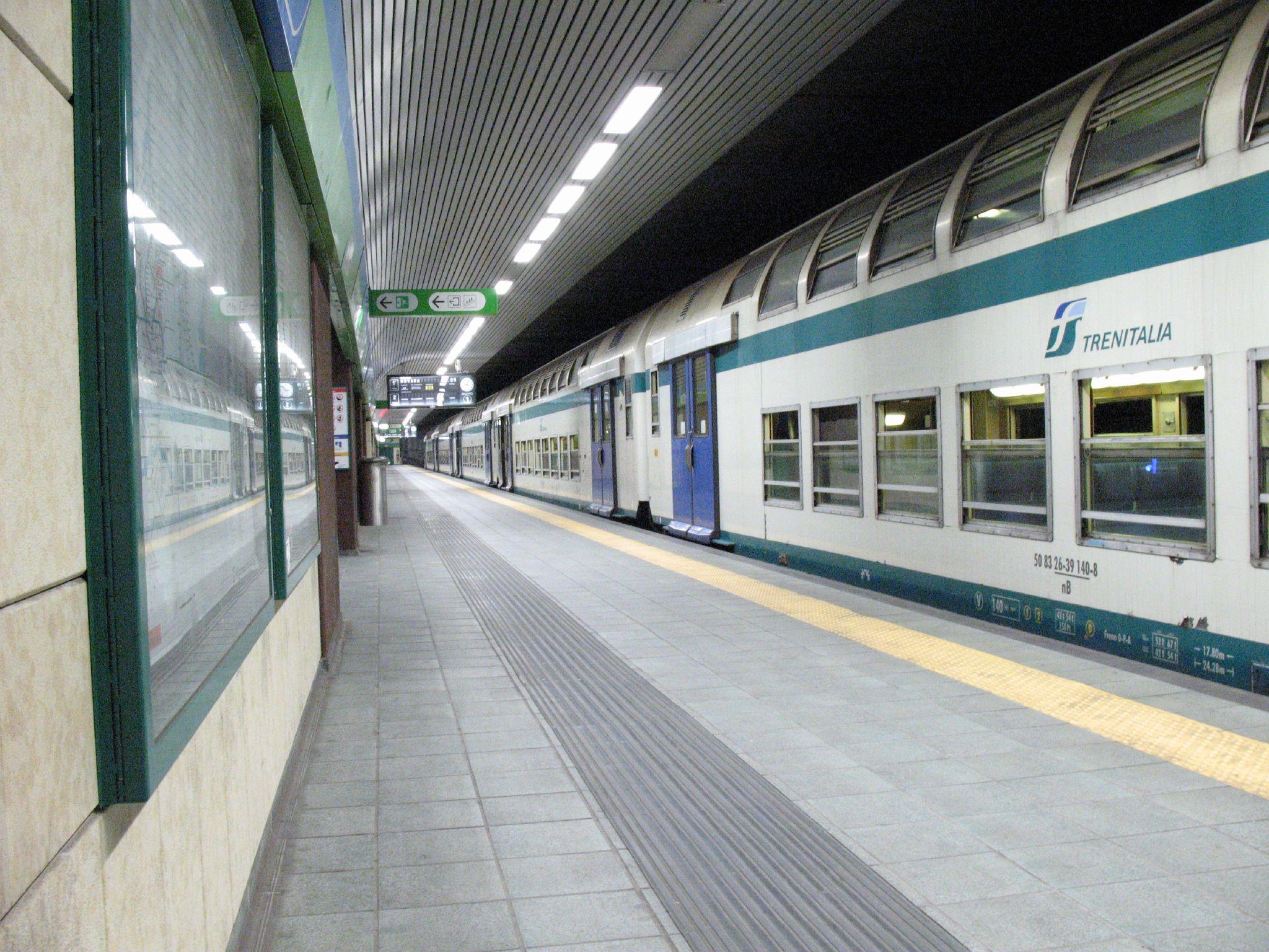 Milano Porta Vittoria Railway Station