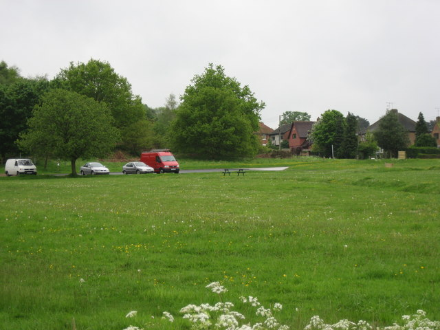 Milford Common - geograph.org.uk - 172641