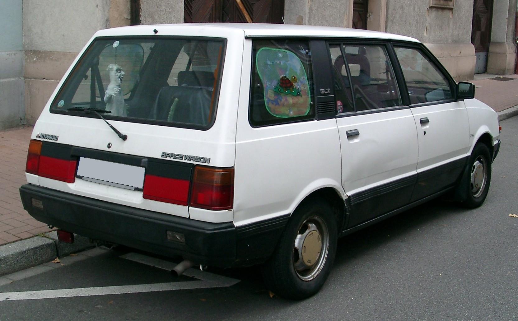 mitsubishi space wagon, photo #5