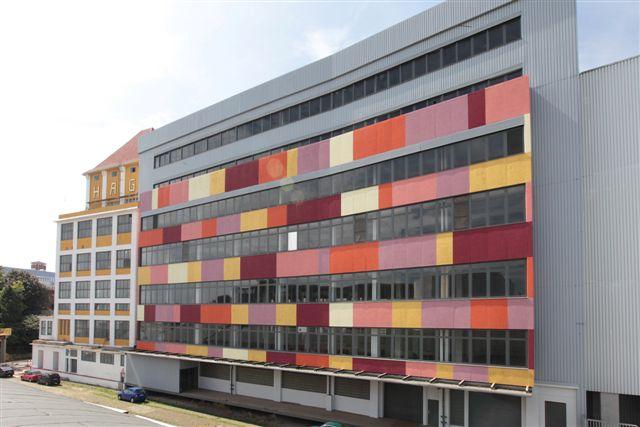 Moderne Fassade file moderne fassade im sirius business park bremen hagstraße jpg