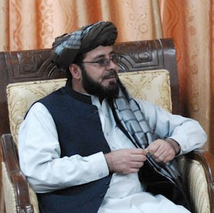 Mohibullah Samim Governor of Paktika