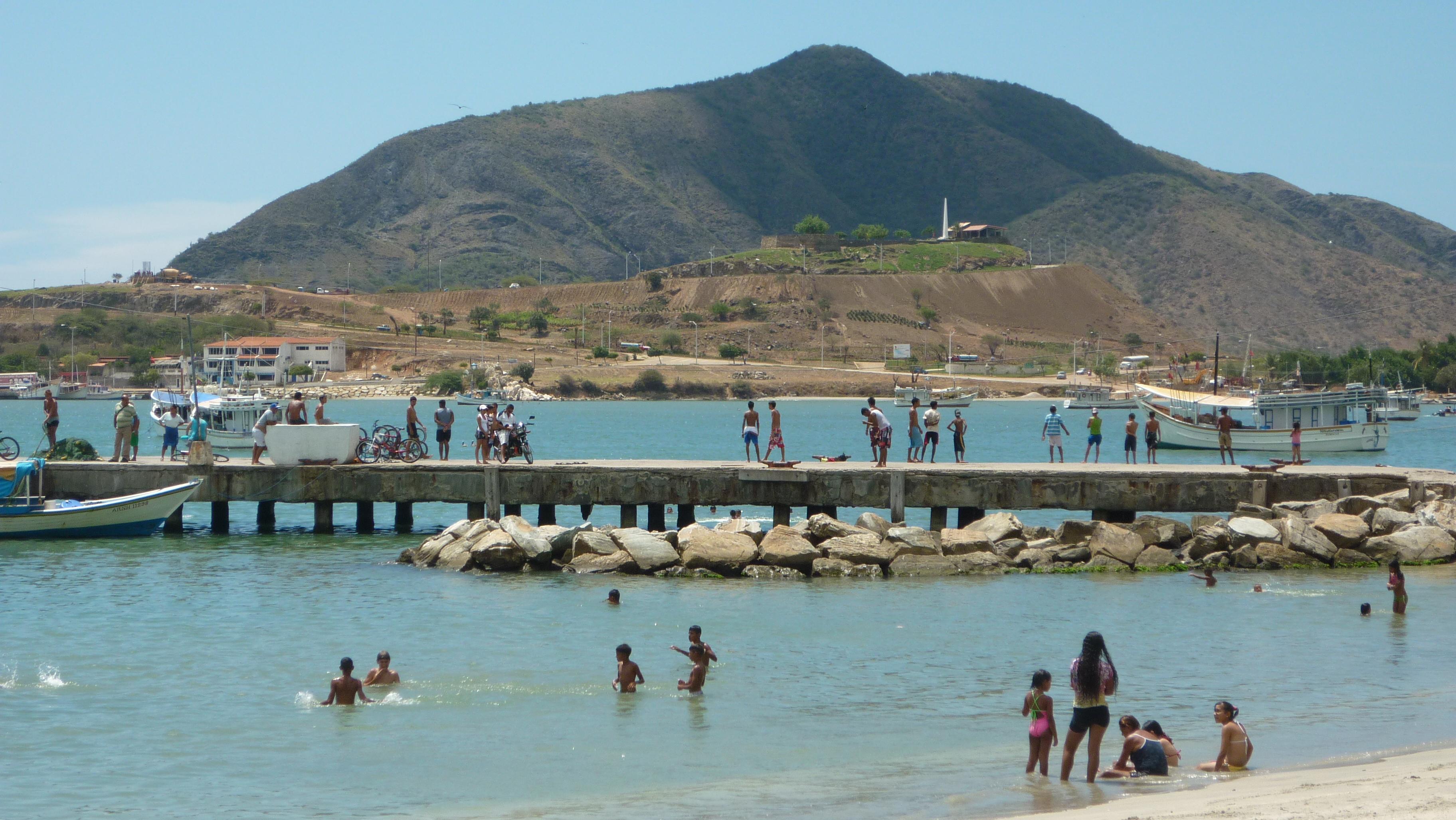 Außergewöhnlich File:Muelle de Juan Griego isla de Margarita.jpg - Wikimedia Commons @AO_31