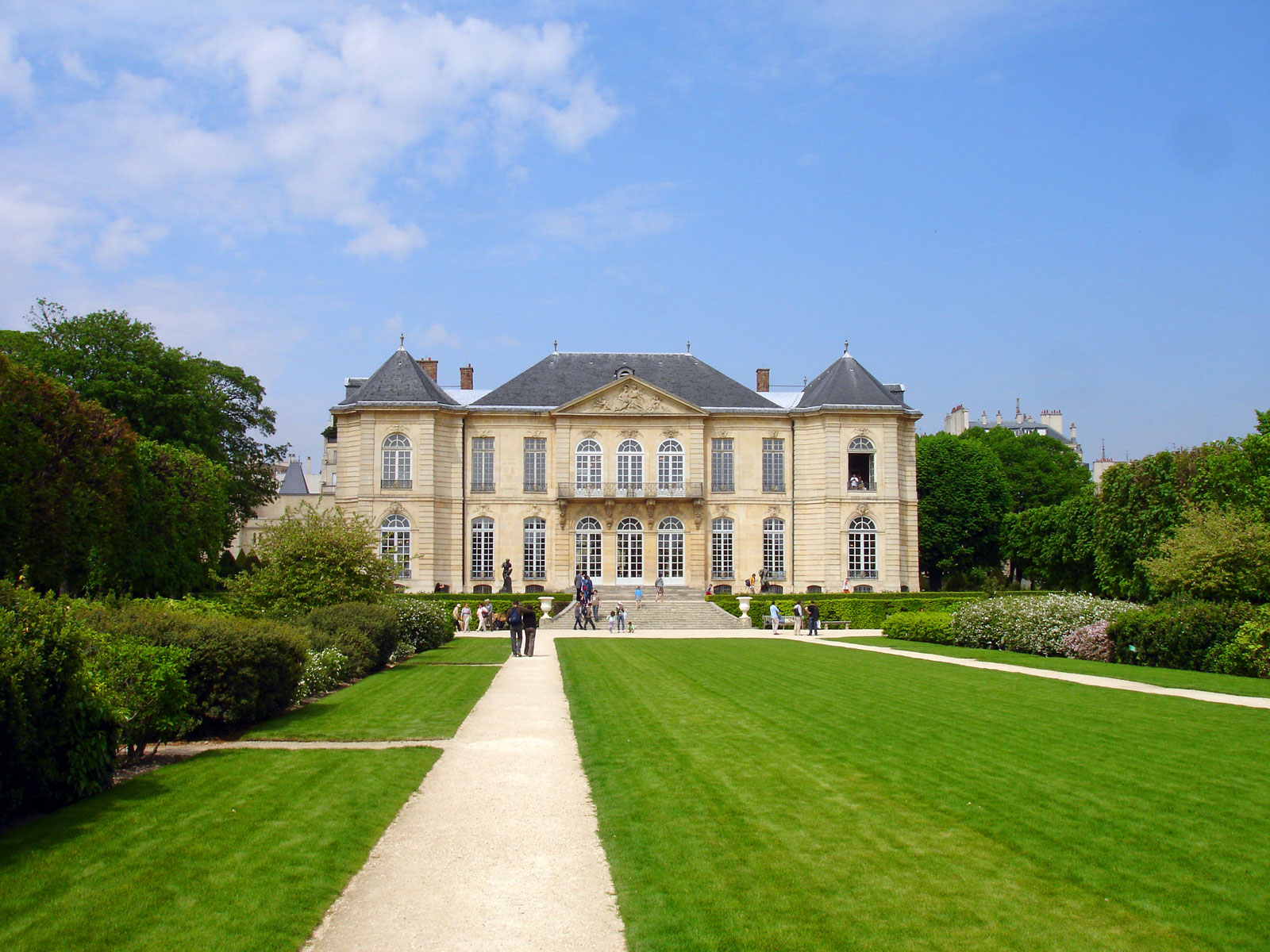Musee Rodin Museum in Paris