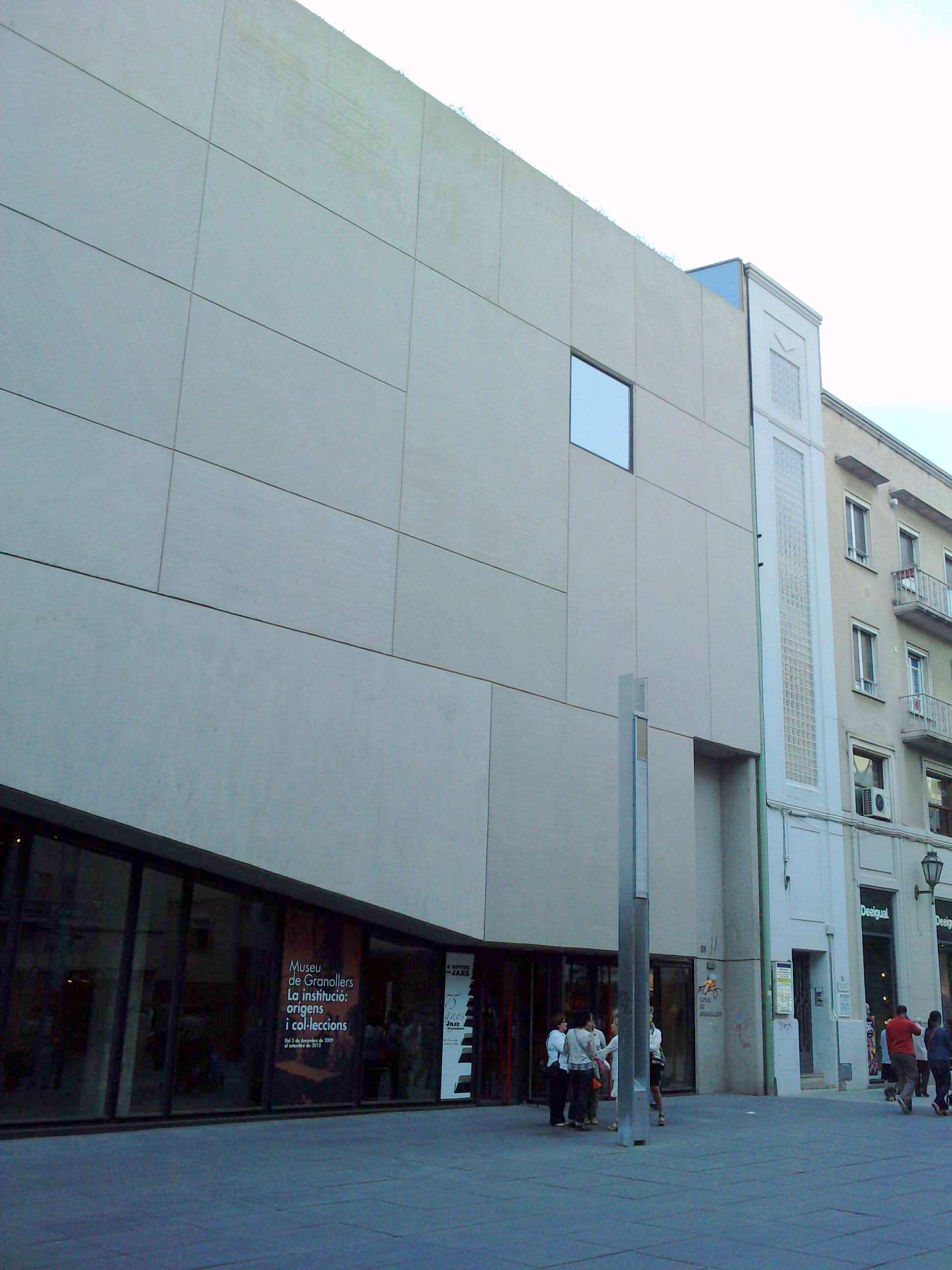 Granollers Museum Of Natural Sciences