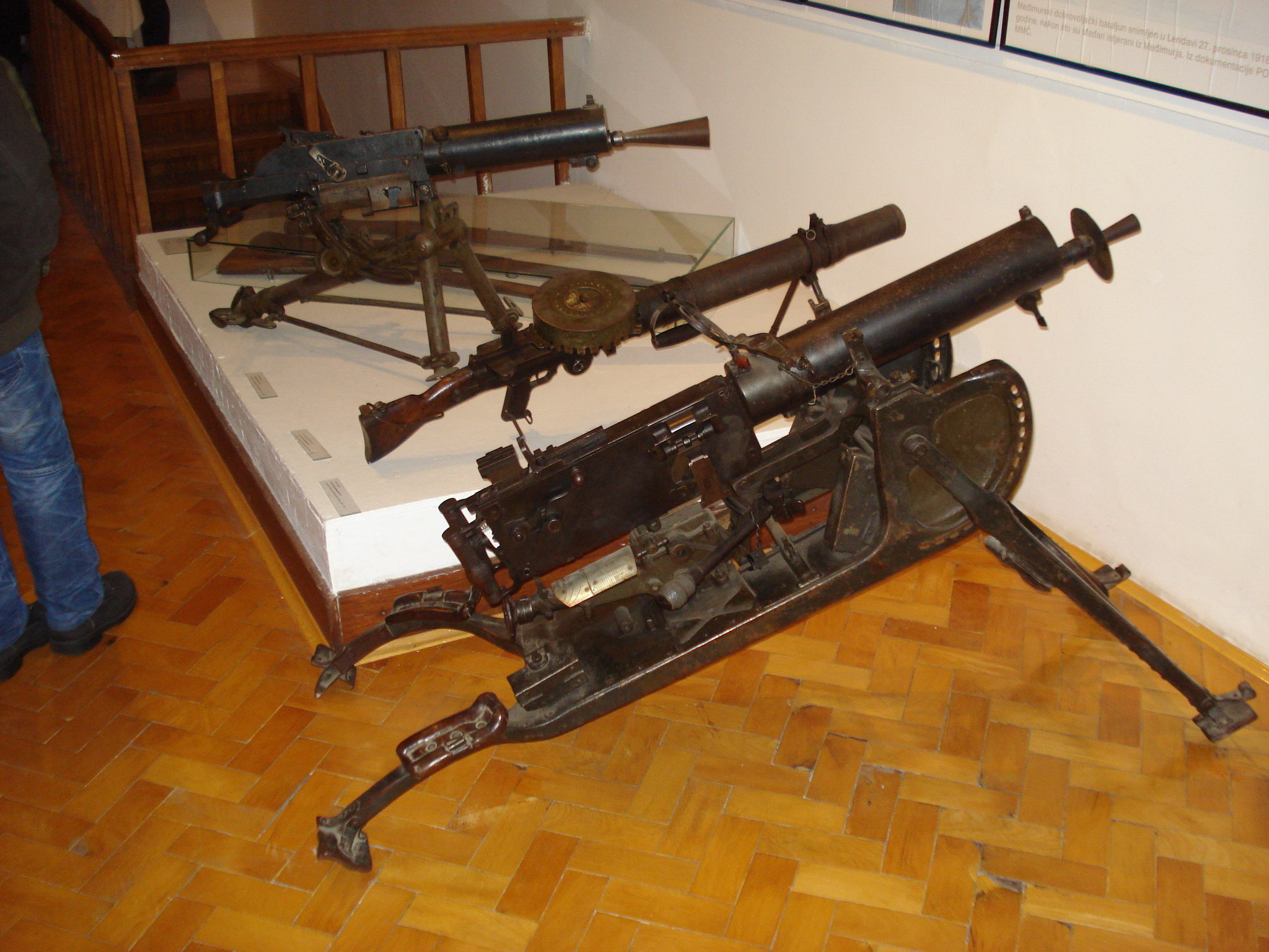 scavenger machine gun