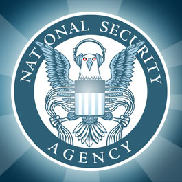 From http://commons.wikimedia.org/wiki/File:NSA-square.jpg: NSA-square