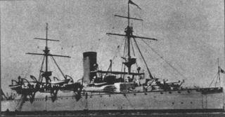 <i>Naniwa</i>-class cruiser