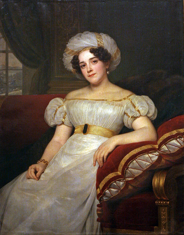 Художник Л. Герсан, 1824 год