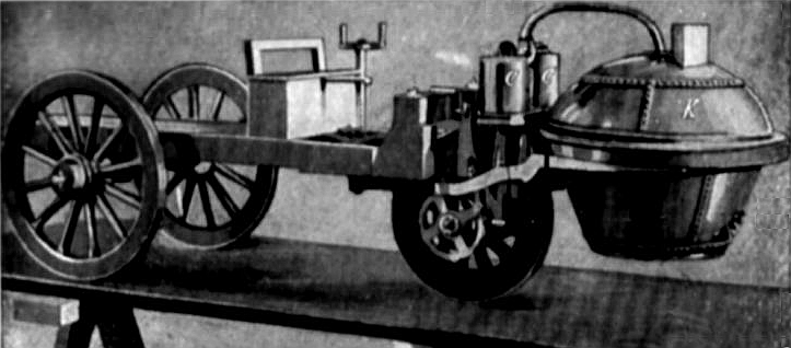Steam car - Simple English Wikipedia, the free encyclopedia