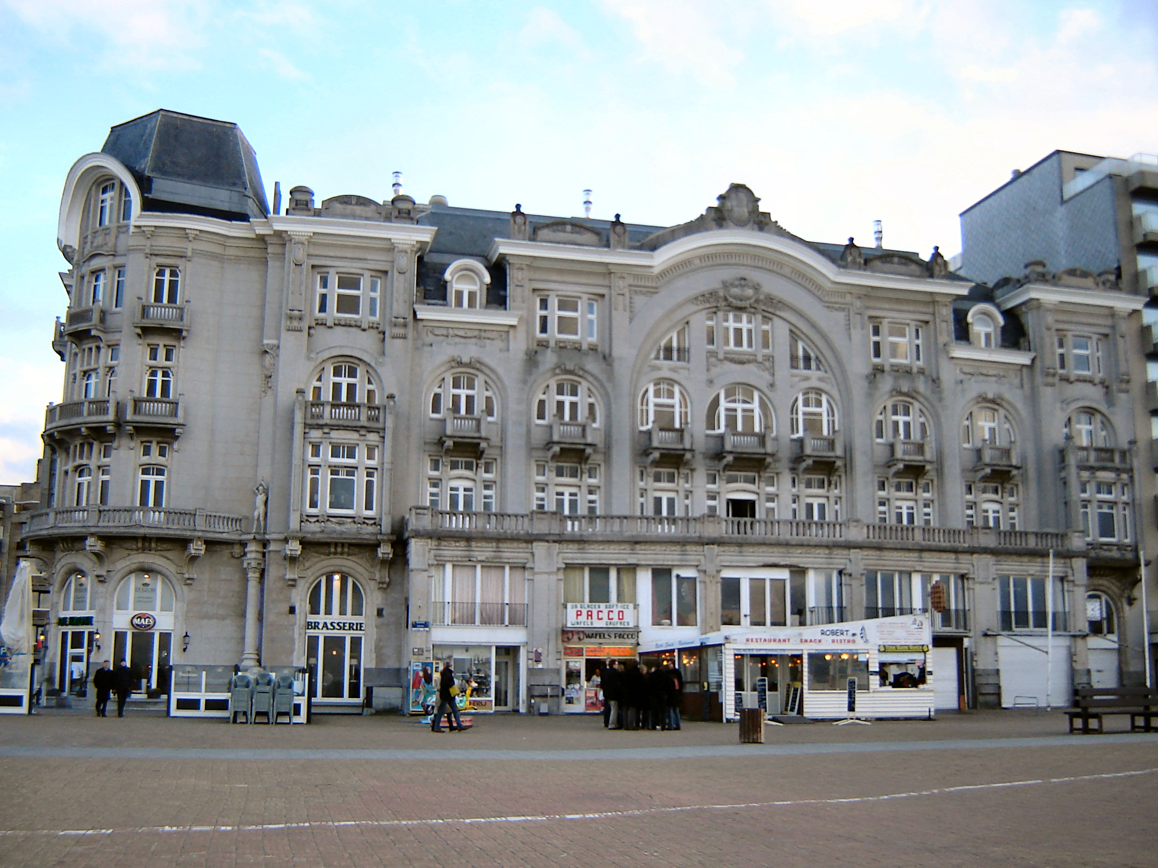 Grand Hotel Le Touquet Spa
