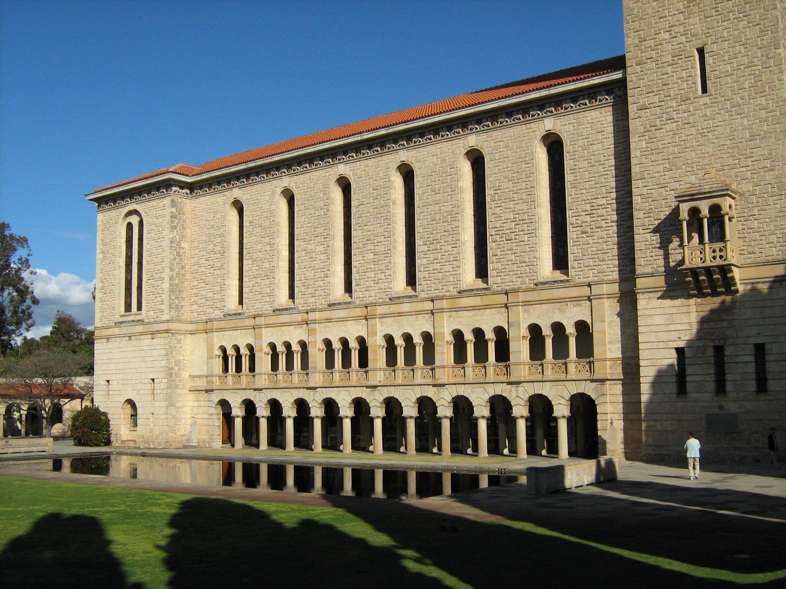 The University of Western Australia     Current Students   The University of Western Australia