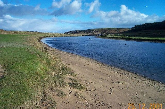 Ogmore Estuary - geograph.org.uk - 15181