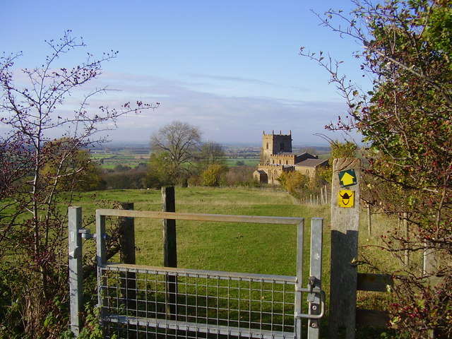 On the Viking way - geograph.org.uk - 1653153