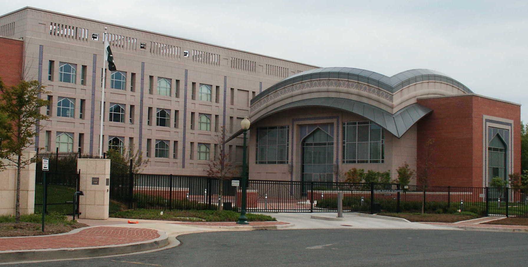 Embassy of Pakistan, Washington, D C  - Wikipedia
