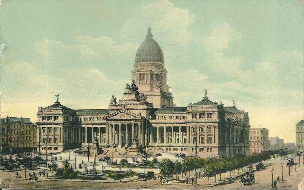 Resultado de imagen para el NTIGÜO congreso nacional argentino