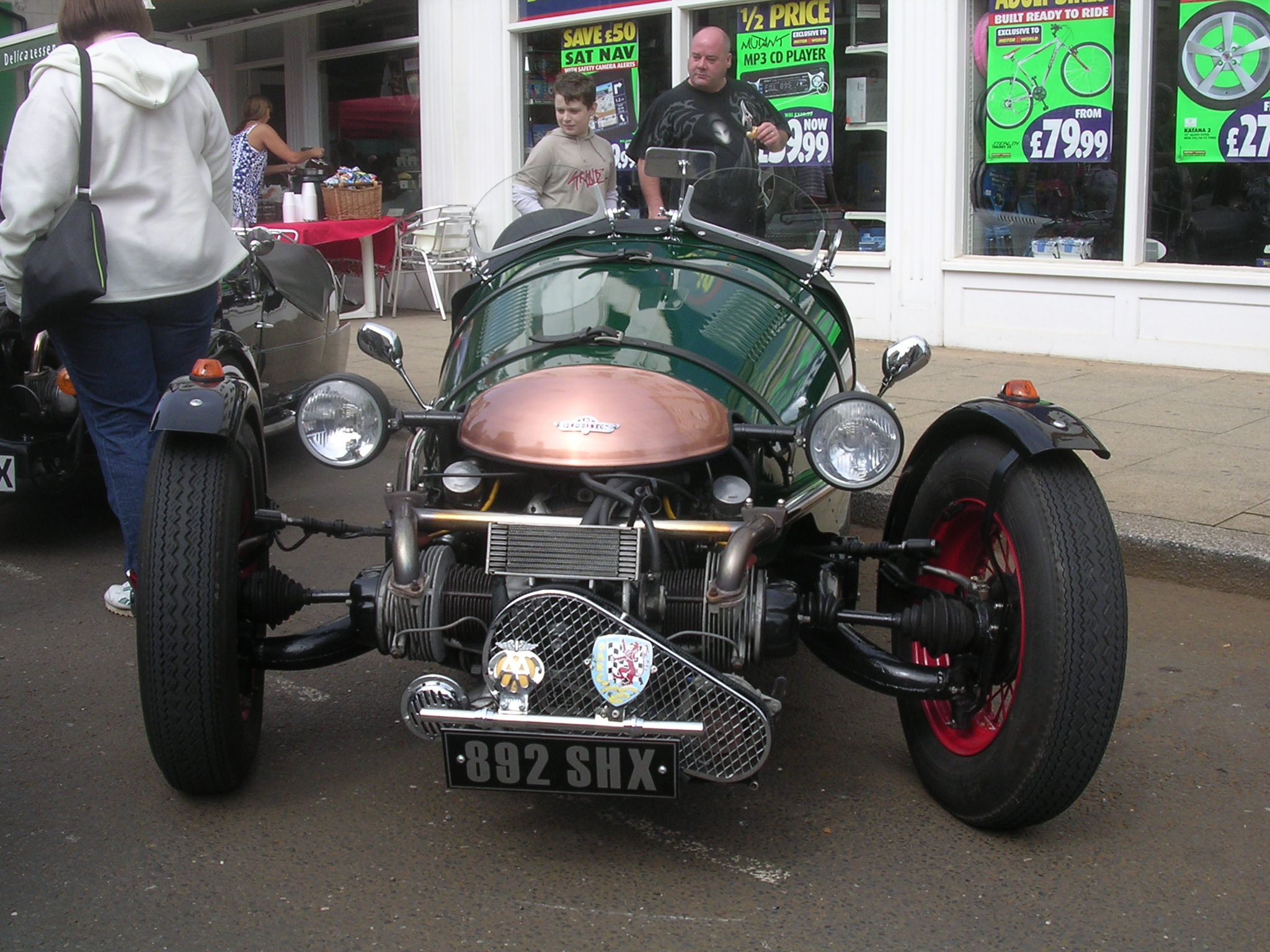Ace Cycle Car For Sale