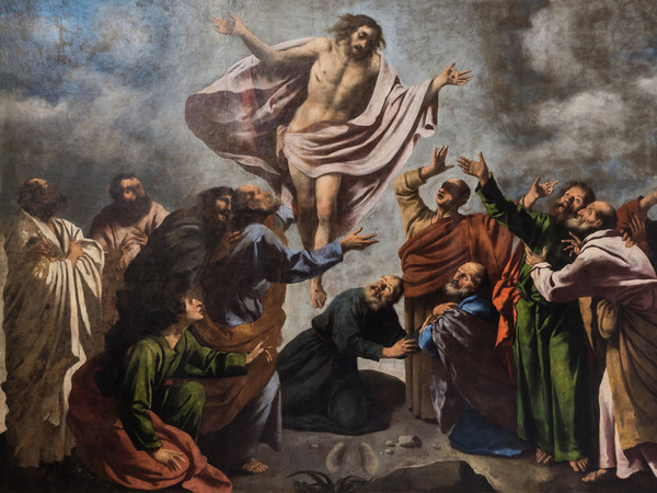 Image result for ascension of Christ