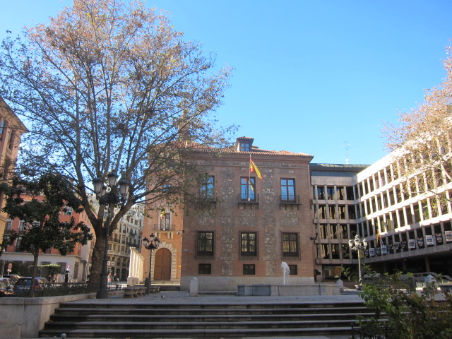 File Plaza Del Rey Madrid 01 Jpg Wikimedia Commons
