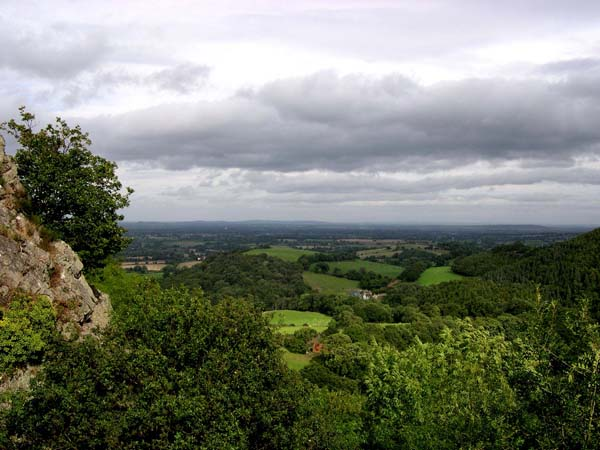 Pontesford Hill Crag - geograph.org.uk - 200562